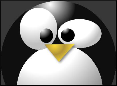 TUX - Open Source Penguin