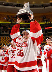 Hockey East Champs