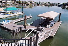 Wahoo Docks Custom Docks