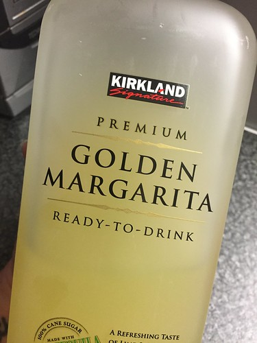 Today is all about...margarita