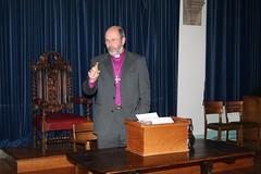 Bishop of Durham Address