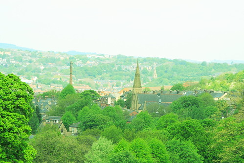 Is Sheffield the greenest city in Europe? Image by @DrJoolz