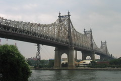 NYC: Queensboro Bridge