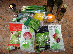 Flickr Photo Recipe: Faruk's healthy salad (1/18)