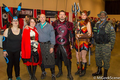 Motor City Comic Con A70