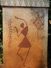 The Legend Kuchipudi Dancer Dr. Vyjayanthi Kashi's Shambhavi School of Dance Outside Photography By Chinmaya M.Rao  (249)