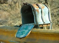 Contact The PR Coach but don't use an Abandoned Mailbox