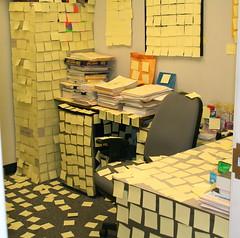 Post-it office