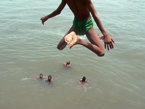 Nice Dive