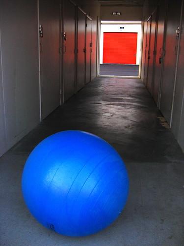 Blue ball series