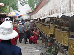 Tibet - Lhasa - Potala Palace Kora