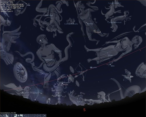 stellarium constellations