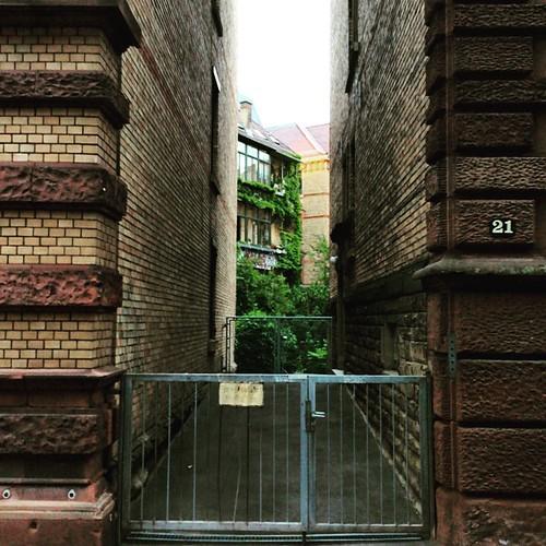 #Hinterhof #Idyll @ #0711 #Stuttgart
