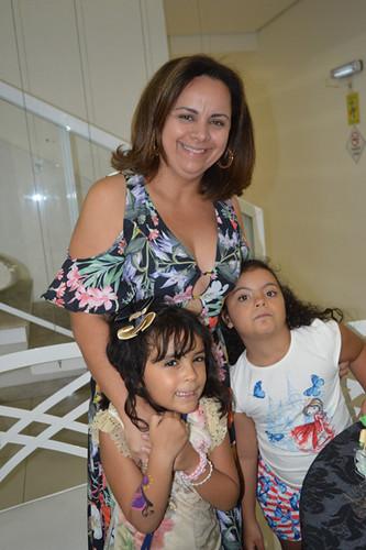 Ângela e as filhas