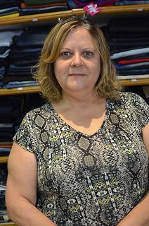 Geralda Maria Carneiro, proprietária da loja Algo Mais - Foto Emmanuel Franco (2)
