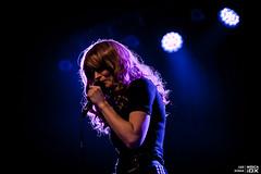 20151128 - Jenny HVal | Festival Vodafone Mexefest @ Avenidade Liberdade (Lisboa)