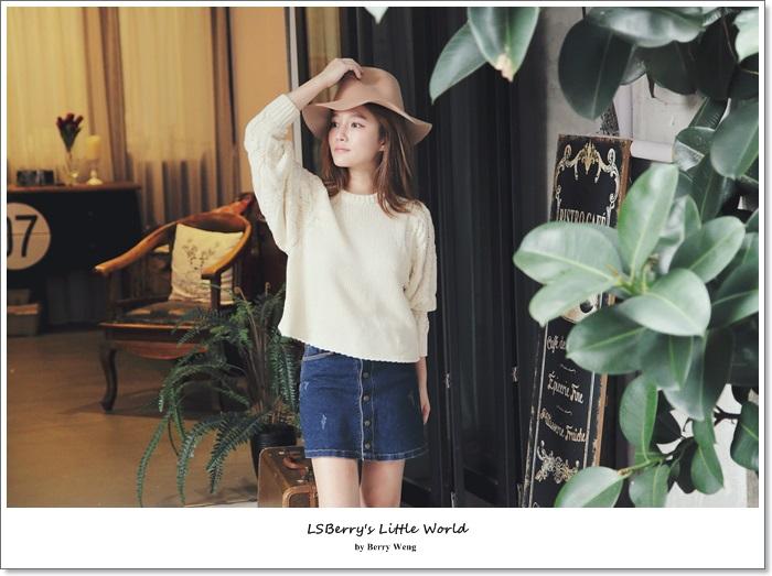 Korea║初冬的小清新♥Dress Culture @ LSBerry 小草莓小姐 :: 痞客邦