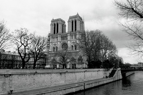 View from Le Petit Pont