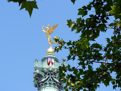 La Bastille (by Claudecf)