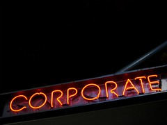 Corporate, CC-licensed, Image by Flickr User Halans