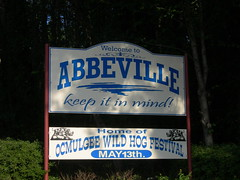 Welcome to Abbeville