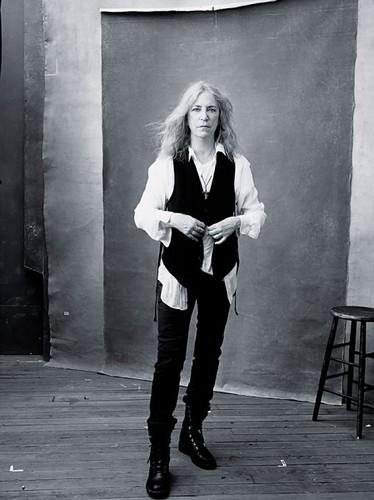 Patti Smith em novembro