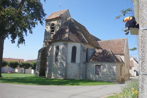 Et l'église du coin !