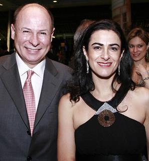 Vanderley Schiller e Adriana