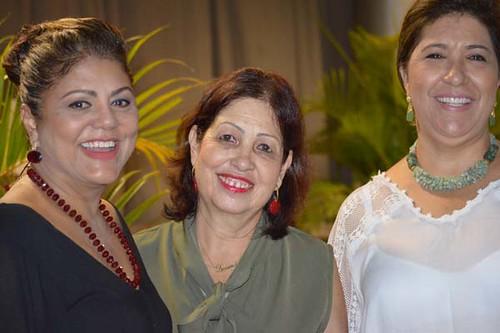 Sheila, Lelena e Marlene