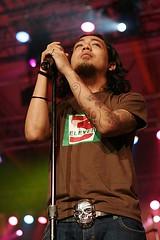 Jay Contreras of Kamikazee