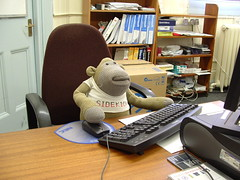 The Office Monkey