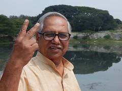 Kannada Writer Dr. DODDARANGE GOWDA Photography By Chinmaya M.Rao-SET-1  (80)