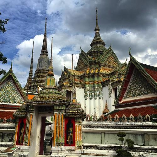 #WatPho  @ #Bangkok #Thailand #thailoup #traveloup