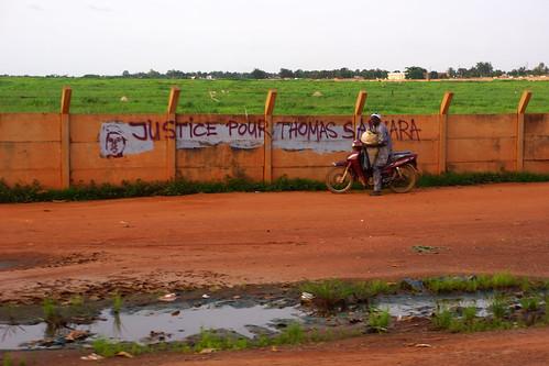 Burkina Faso : Ouagadougou - Thomas Sankara
