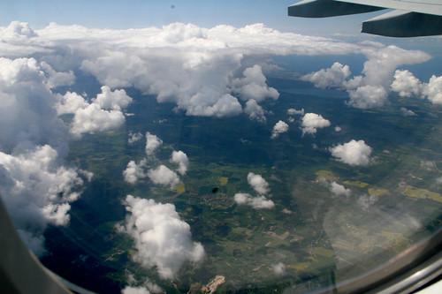 Flat Top Cumulus by dsearls