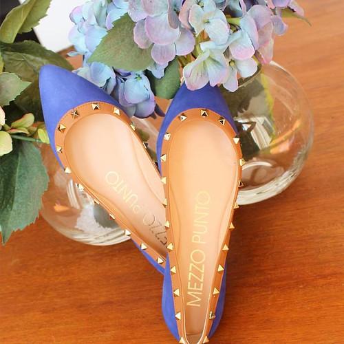 Na onda azul, sapatilhas confortáveis