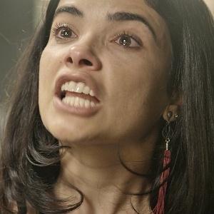 """Em """"A Regra do Jogo"""", Tóia acusa Juliano: """"Você é um bandido"""""""
