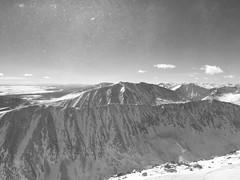 Quandary Peak summit view (south).