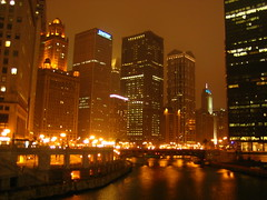 Chicago River across NMA