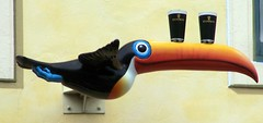 The Guiness Toucan