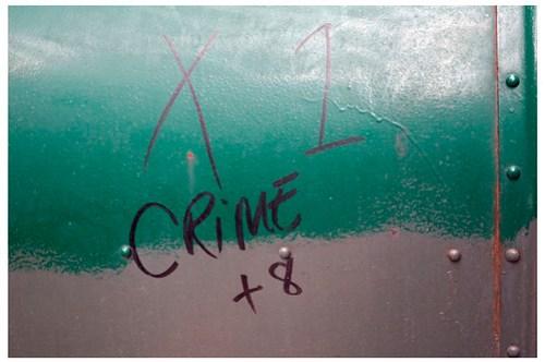 crime plus 8 mailbox