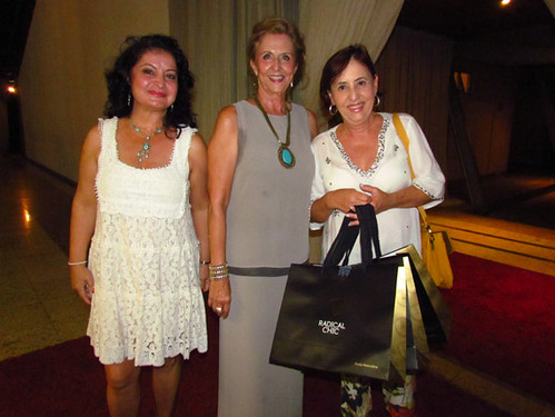 Nancy Guerra, Celina Franco e Graça Lima
