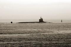 Seawolf class submarine by friedmad