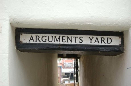 Arguments Yard, Whitby by David Hastings (dr1066)