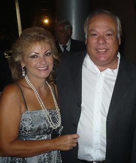 Marize e Francisco Amério,