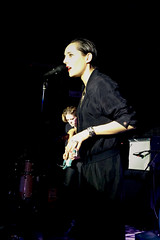 "Savages - 2015 NYC Residency, Mercury Lounge, New York City, NY 1-21-15 • <a style=""font-size:0.8em;"" href=""http://www.flickr.com/photos/79463948@N07/23566138755/"" target=""_blank"">View on Flickr</a>"