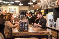 Seattle: First Starbucks Store