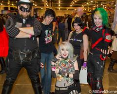 Motor City Comic Con B31