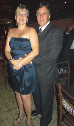 Daniela e Márcio Pena