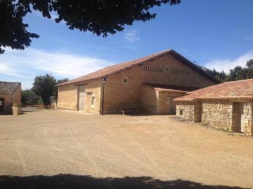 Un autre bâtiment dont la classe de Chiré vous reparlera bientôt !